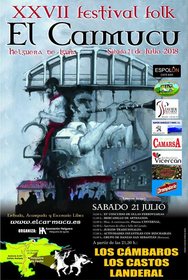Festival EL CARMUCU (Cantabria)