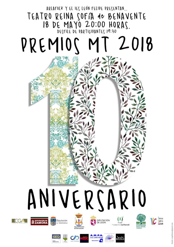 Premios MT 2018