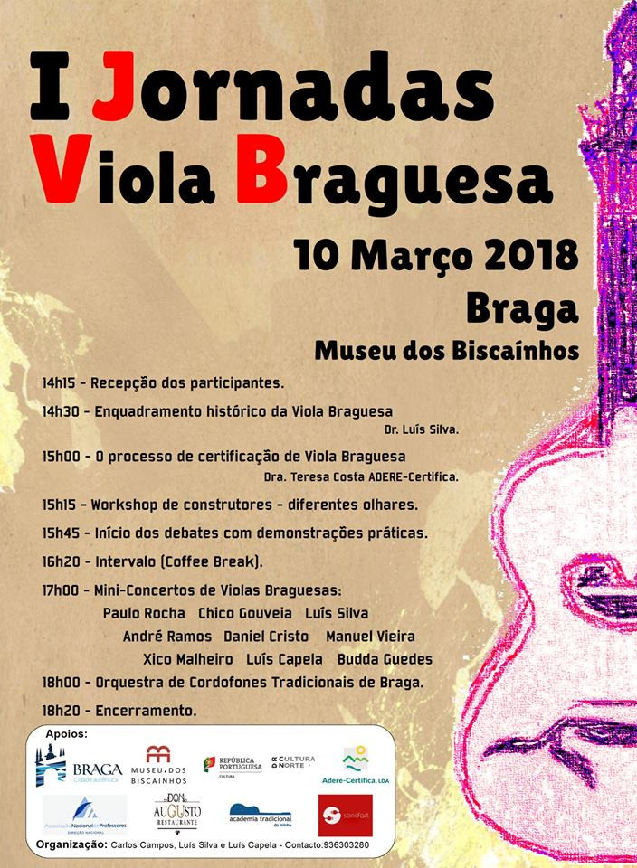 I Jornadas de Viola Braguesa