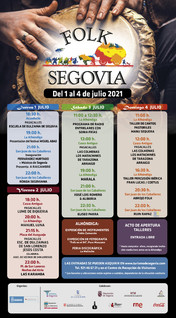 FOLK SEGOVIA 2021