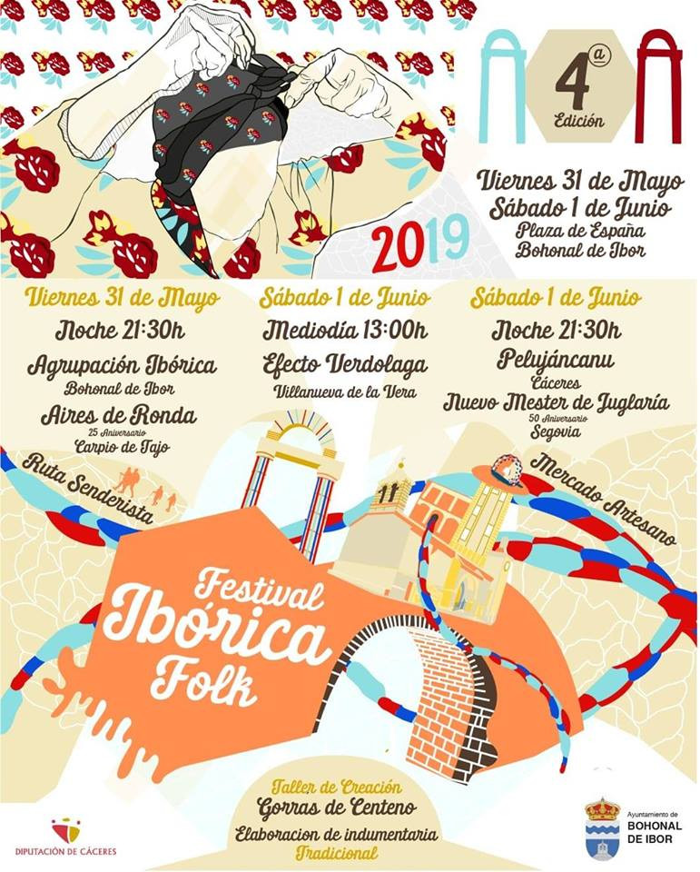 IV Festival IBÓRICA FOLK