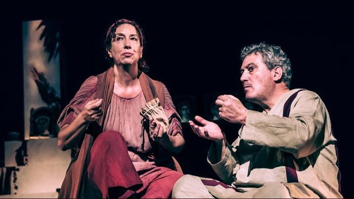 """Teatro Guirigai presenta LOS ÚLTIMOS PAGANOS"""" en la Sala Trajano de Mérida"""