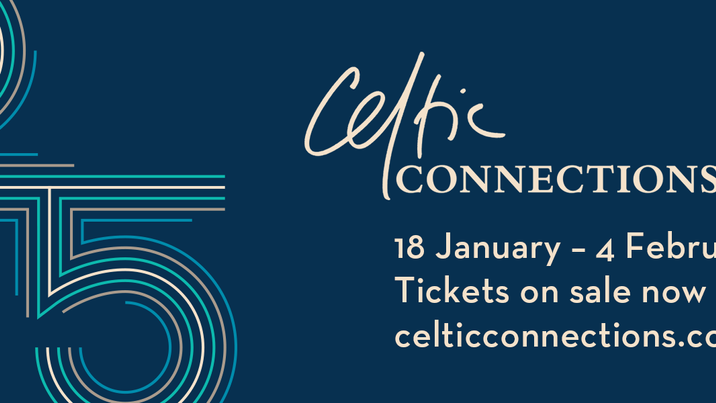 25 años del Celtic Connection de Glasgow