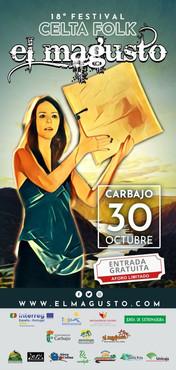 """Desde 2009 siendo Radio Oficial de """"El Magusto"""" de Carbajo"""