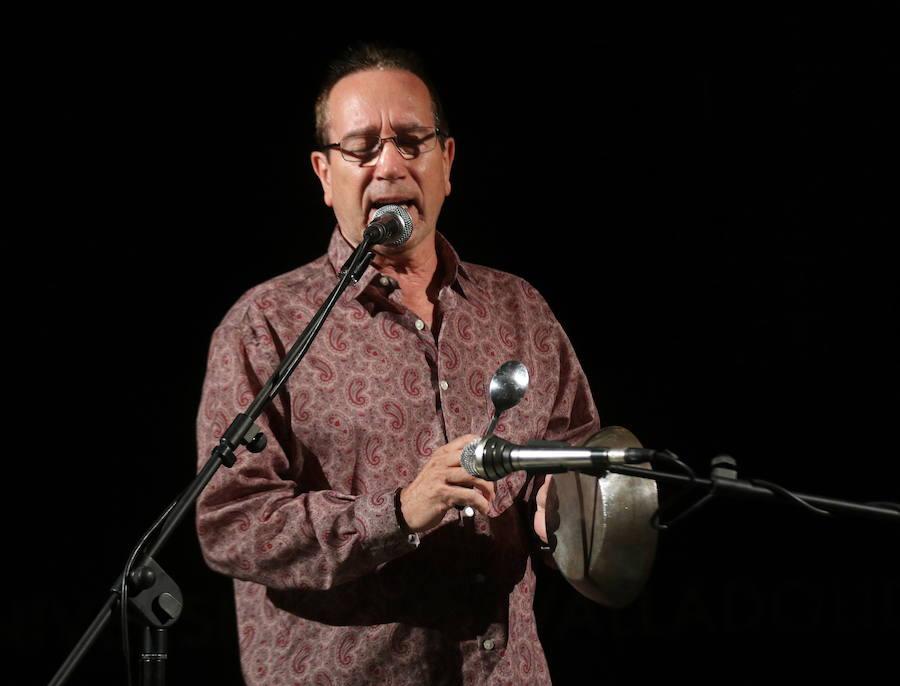 ELISEO PARRA Recibe el XXIII Premio Europeo de Folclore Agapito Marazuela
