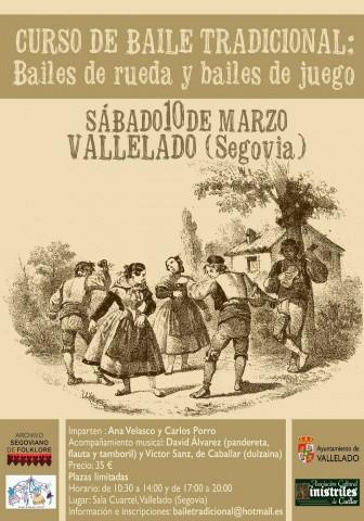A bailar como antaño en Vallelado