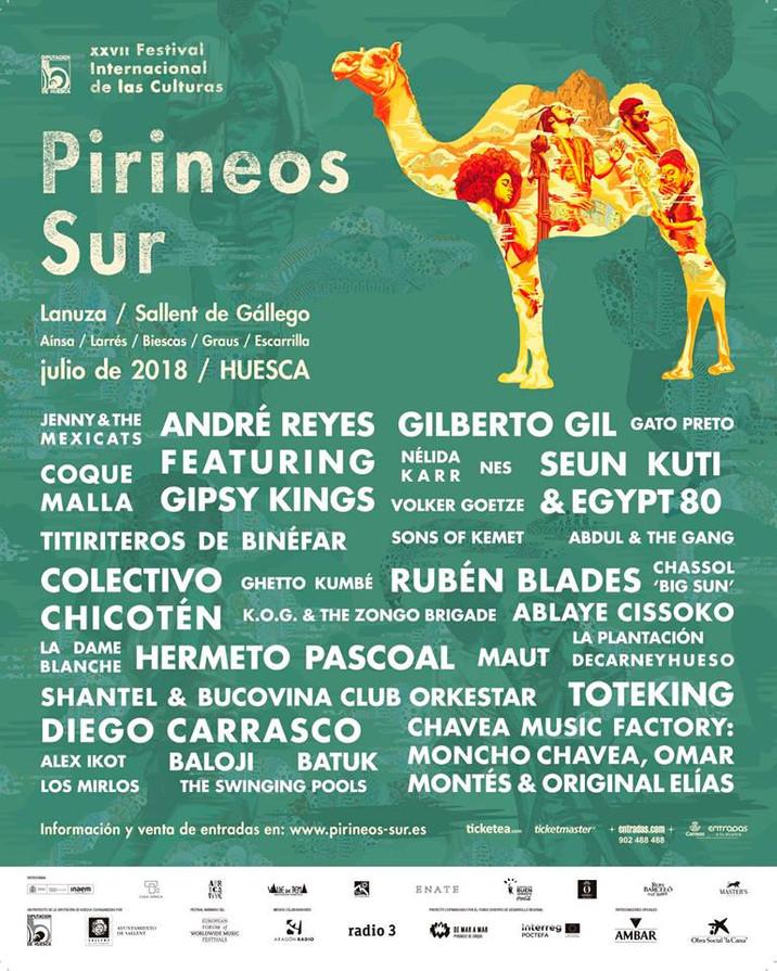 PIRINEOS SUR 2018