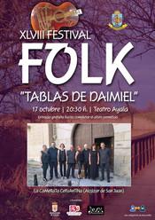 "RCFM Radio oficial del XLVIII Festival Folk ""Tablas de Daimiel"""