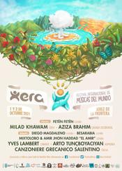 El Festival Xera del 1 al 3 de Octubre con RCFM como Radio Colaboradora.