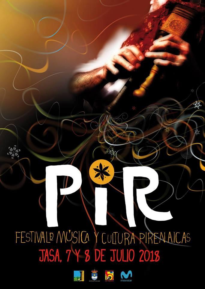 PIR Festival de Música y Culturas Pirenaicas 2018