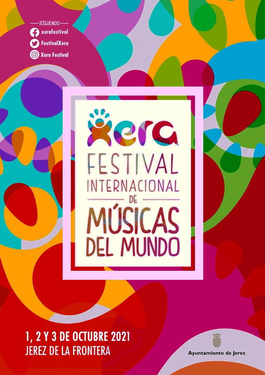RCFM EN EL XERA FESTIVAL 2021 (Jerez de la Frontera, Cádiz)
