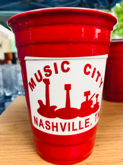 Music City-Red