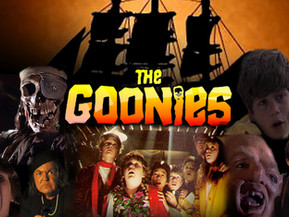 Os Goonies (The Goonies - 1985)