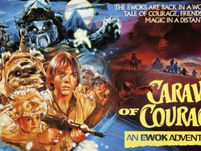CARAVANA DA CORAGEM -  Caravan of Courage: An Ewok Adventure (1984)