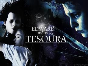 Edward Mãos de Tesoura (Edward Scissorhands - 1990)