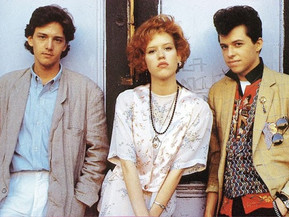 A Garota de Rosa Shocking - 1986