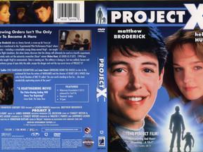 Projeto Secreto - Macacos (Project X - 1987)