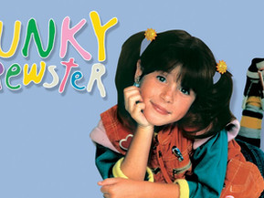 PUNKY,  A LEVADA DA BRECA - Punky Brewster (1984)