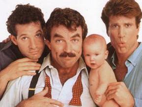 Três Solteirões e um Bebê (1987)