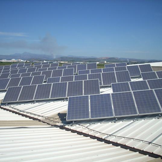 instalación 50 kW
