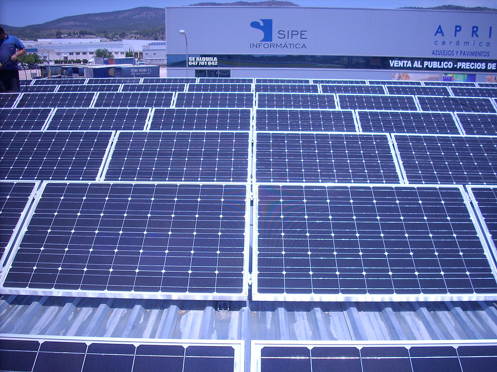 autoconsumo solar nave