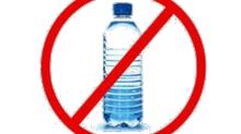 Razones para no consumir agua embotellada
