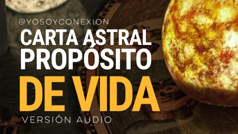 CARTA ASTRAL AUDIBLE