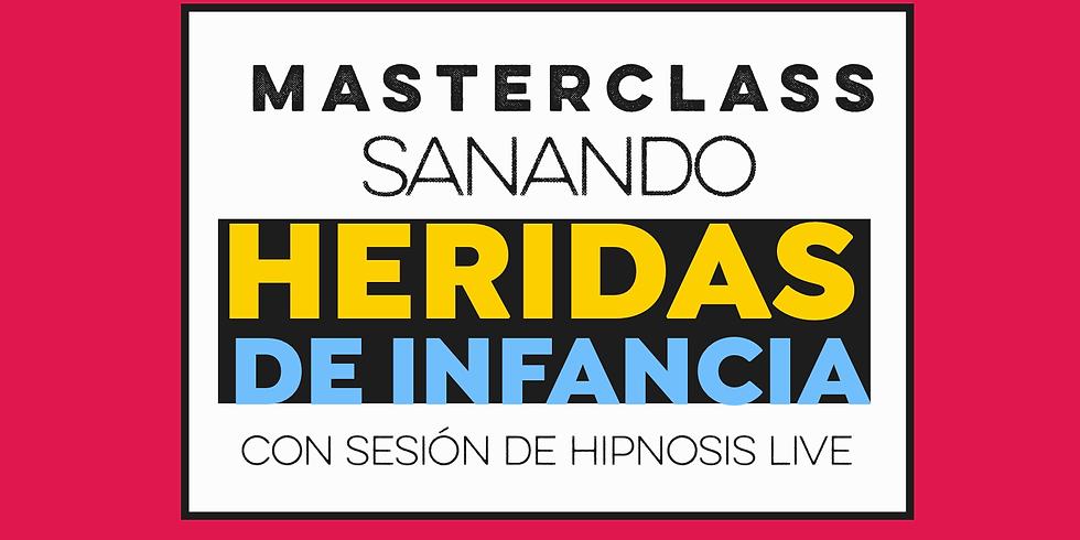 SANANDO HERIDAS MIERCOLES 01 JULIO