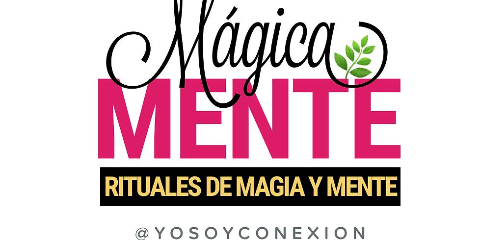 RITUALES DE MAGIA Y MENTE $20