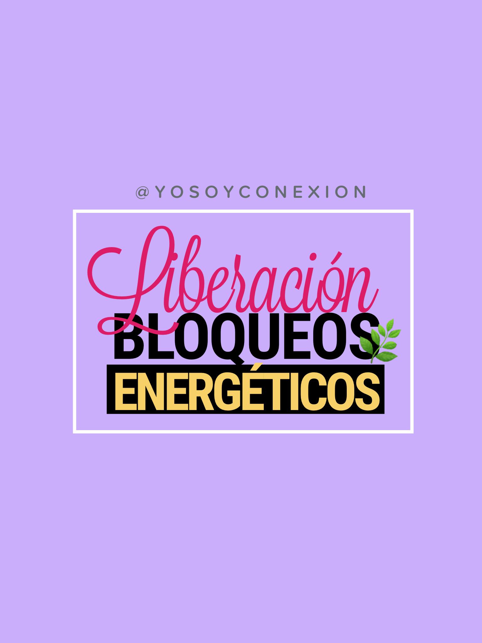 LIBERACIÓN ENERGETICA
