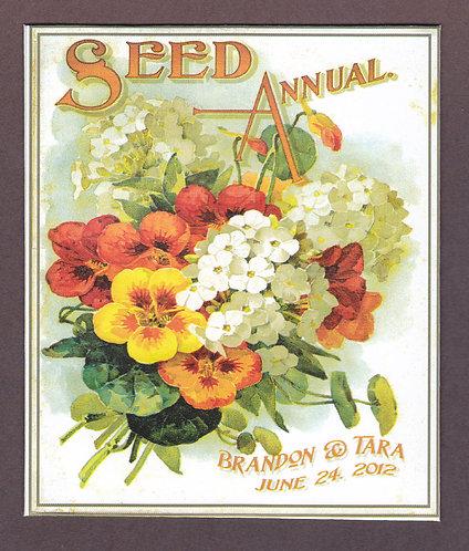 Seed Annual Wildflower Seeds