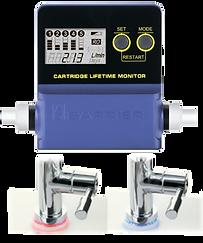 BARRIER Cartridge Lifetime Monitor