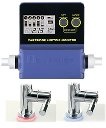 BARRIER Cartridge Lifetime Monitor