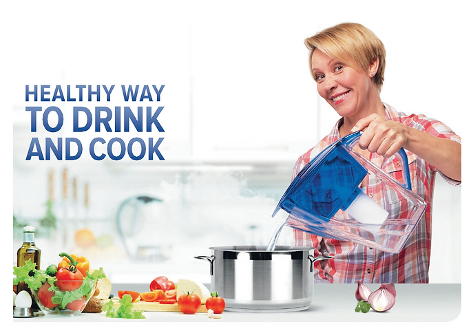 BARRIER Healthy Way to Drink and Cook