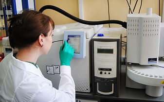 BWT BARRIER mass spectrometry analysis