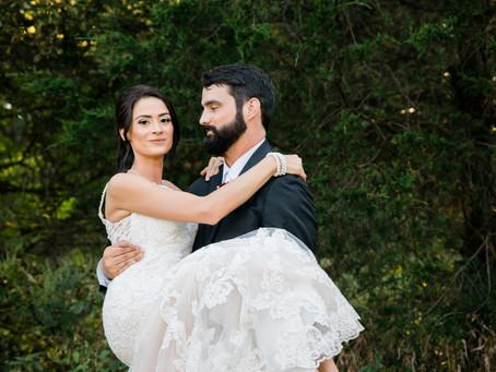 Mr. & Mrs. Sadler | Hillsboro, Missouri Wedding | Black Tie Weddings & Events