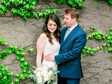 Beautiful Rooftop Wedding at Anew in Downtown St. Louis Missouri |