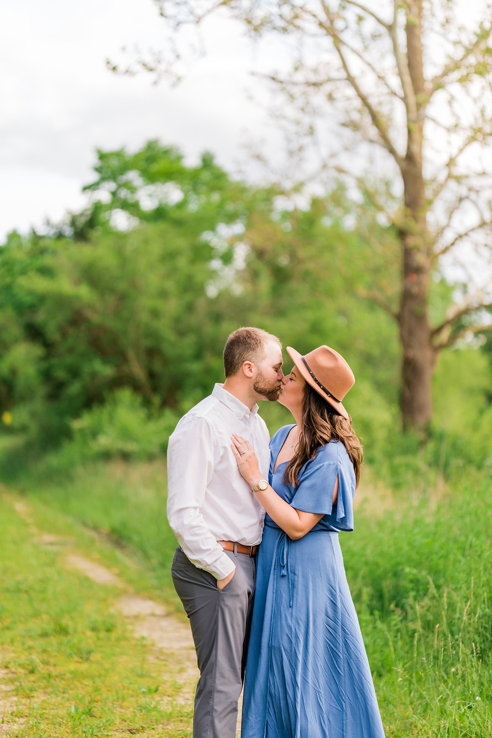 Engagement Session | August A. Busch. Memorial Conservation Area