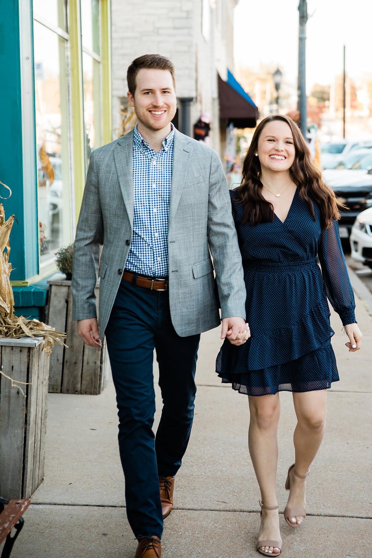 Eureka Missouri Engagement Session | St. Louis Missouri Wedding Photographer