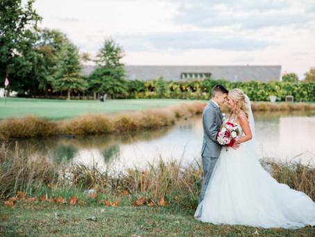 Samantha & Brenden | Forest Park Wedding | St. Louis, Missouri Wedding Photographer