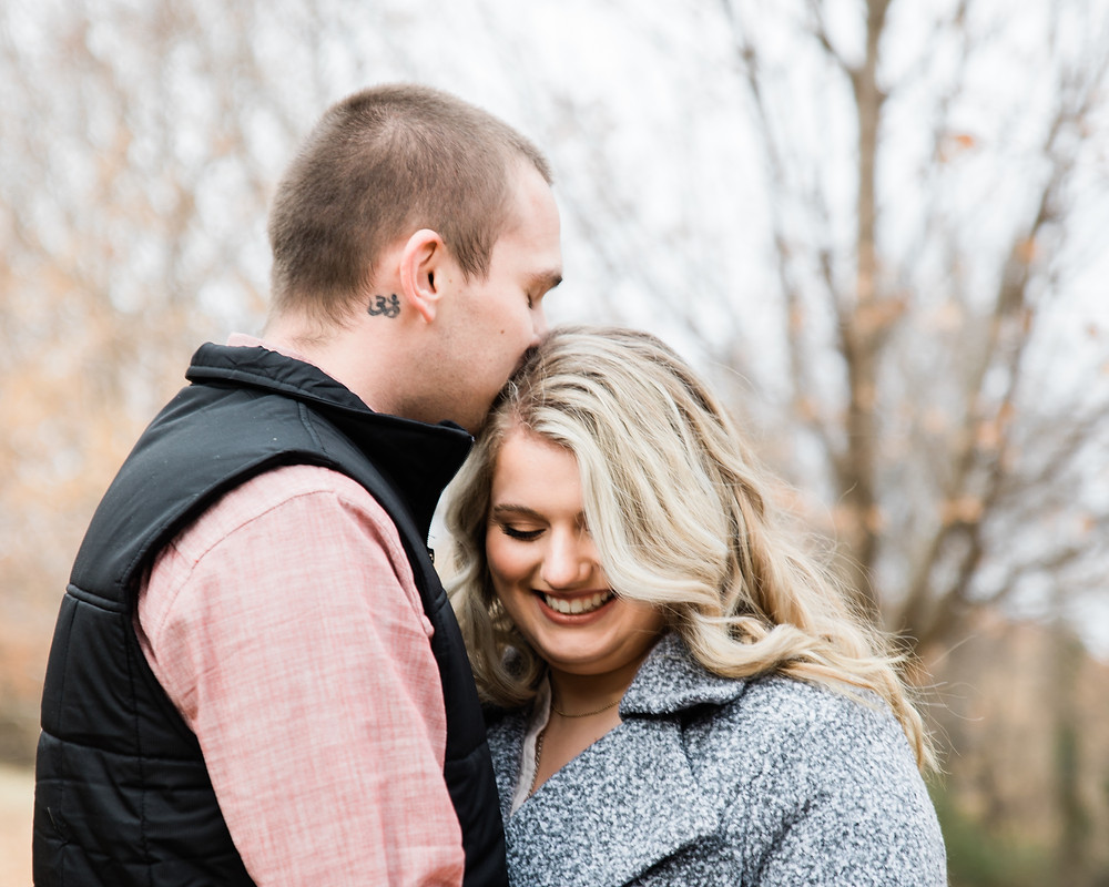 St. Louis Engagement Photos