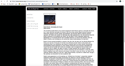 Serenading the Future Textura Review