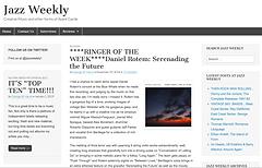 Serenading the Future - Jazz Weekly Ringer of the Week.pn