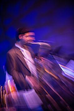 Daniel Rotem Saxophone