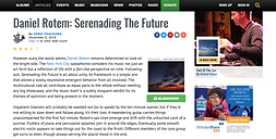 Serenading the Future - All About Jazz