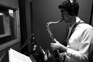 Daniel Rotem, recording session February 2020