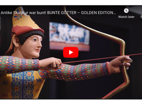 Five YouTube Videos About Ancient Art to Keep you Distracted During #Coronavirus