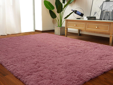 LOCHAS Ultra Soft Indoor Modern Area Rugs Review