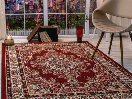 TRADITIONAL RUGS FOR LIVING ROOM