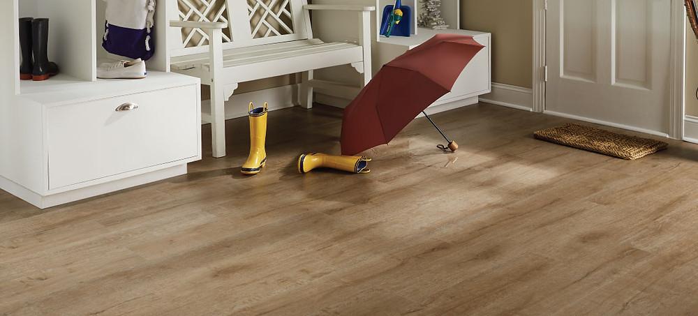 Is Vinyl Plank Flooring Really Waterproof?